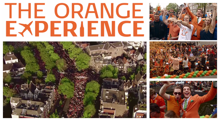 KLM: The Orange Experience