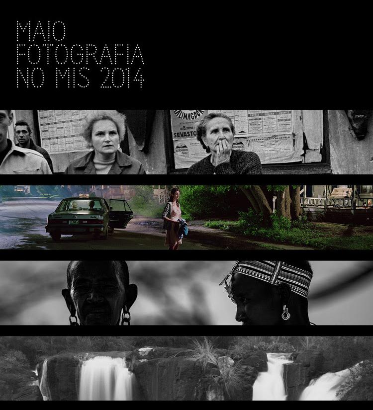 MAIO FOTOGRAFIA - Programação MIS 2014