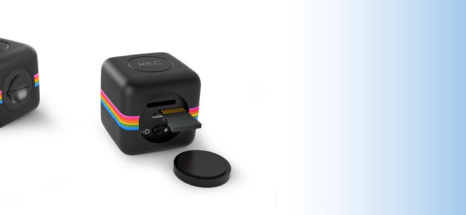 Lançamento da Polaroide CUBE