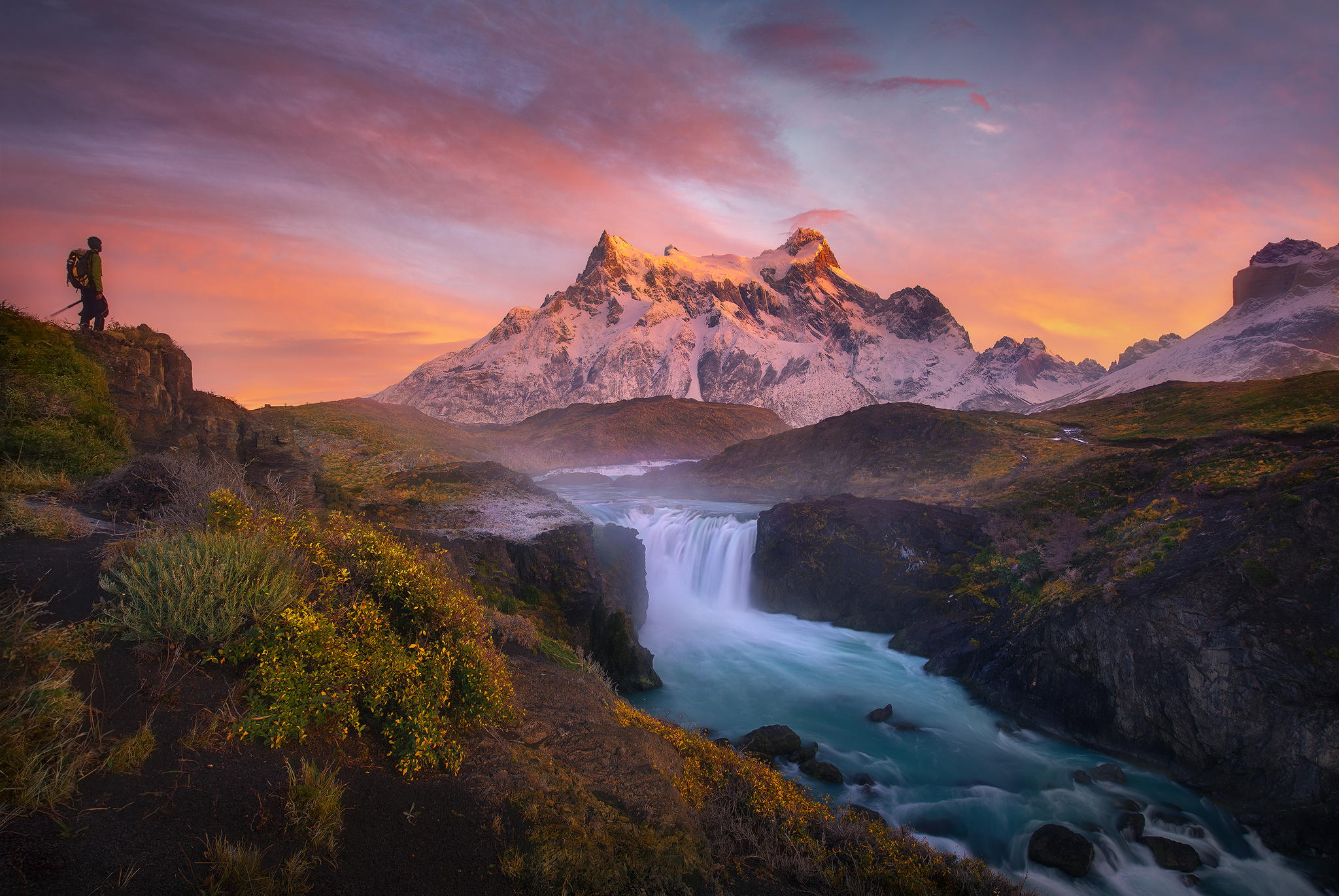 As paisagens de Marc Adamus