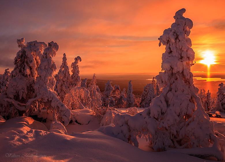 Paisagem finlandesas