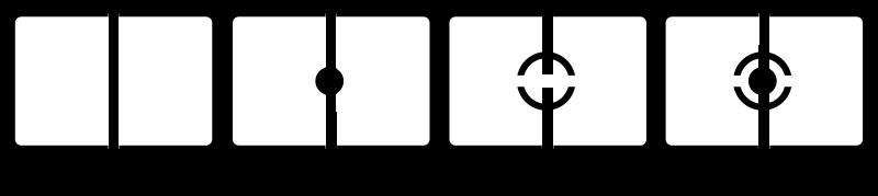 Modos de medição de Luz - Metering Modes