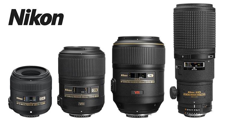 Lentes Macro Nikon