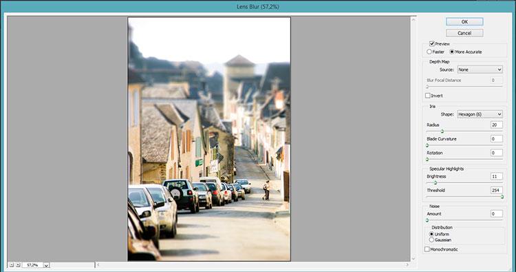 Como fazer o efeito Tilt Shift no Photoshop