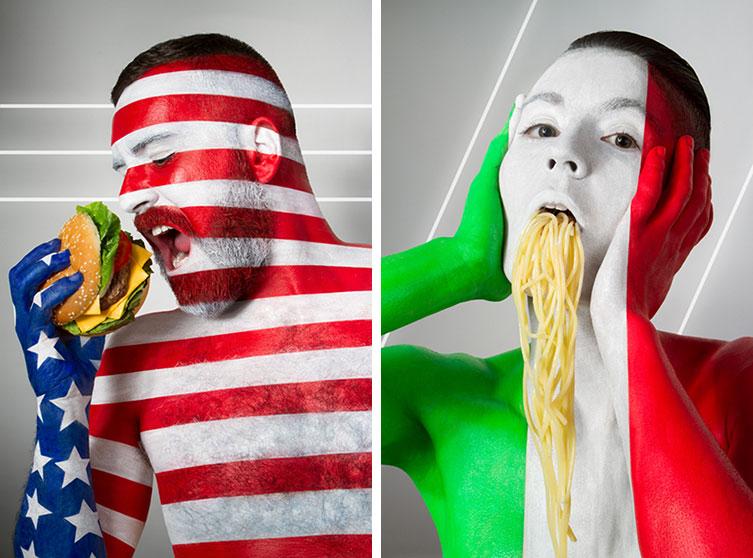 Fat Flag - Jonathan Icher