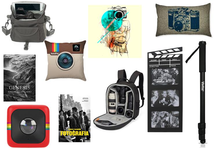 10 presentes para fotografos