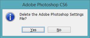 Como resetar o Photoshop