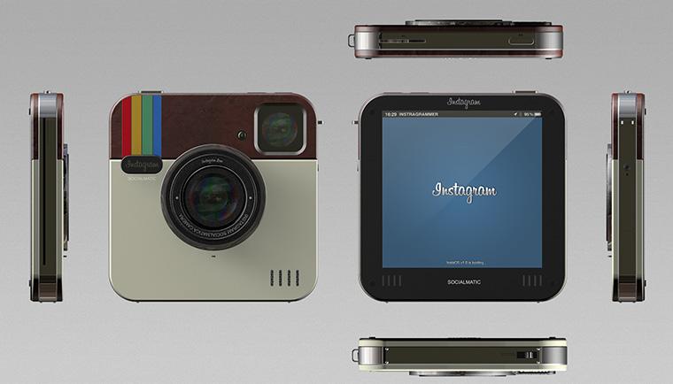 Câmera do Instagram chega ao Brasil