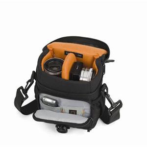 bolsa para equipamento fotográfico