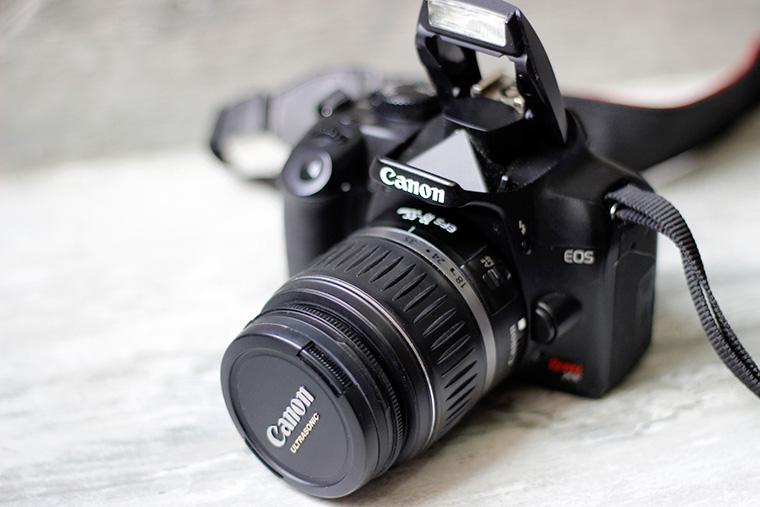 Desapegando - Canon XS - OLX