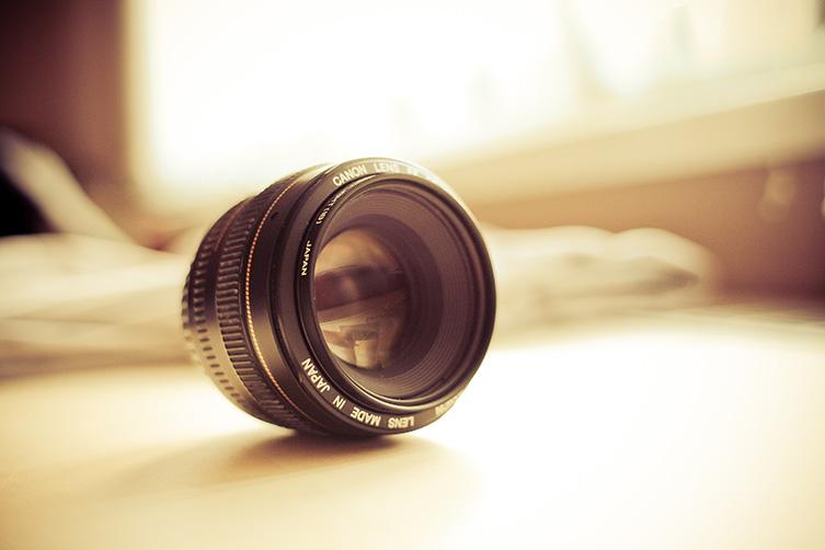 Qual lente para camera comprar?