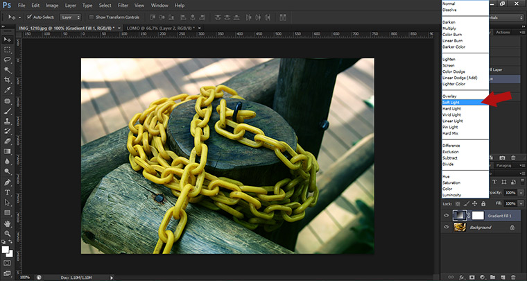 Como fazer o efeito Lomo no Photoshop