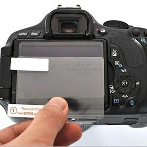 Pelicula protetora de display de camera