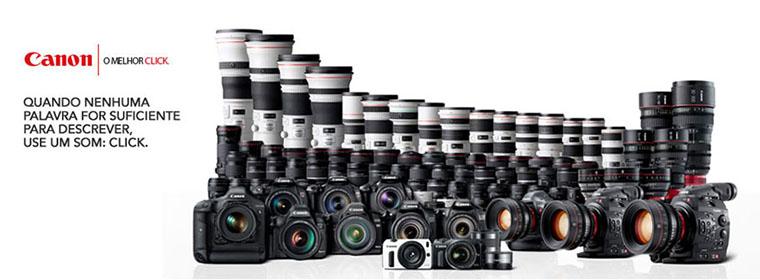 Canon: patrocinadora das Olimpíadas de 2020