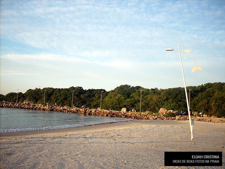 Dicas de boas fotos na praia