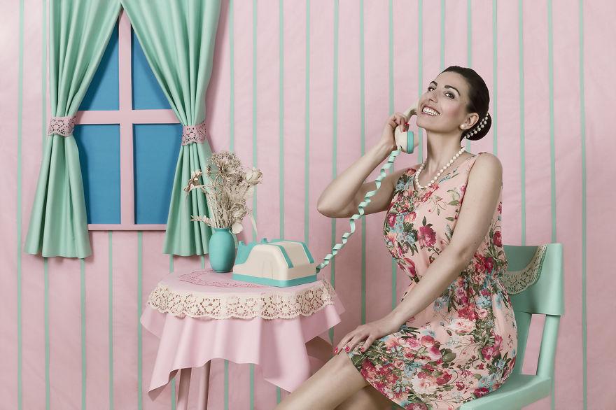 Adriana Napolitano - Papercrafts com fotografia